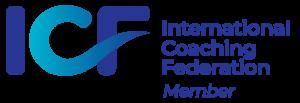 Logo International Coaching Federation Member